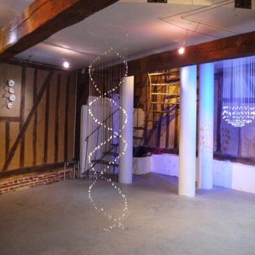 Installation Bout à bout – Céline Couronne (Cie Endogène)