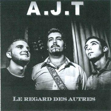 1er album des A.J.T en vente à l'Écume du Jour