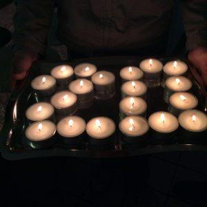 20 bougies pour les 20 ans
